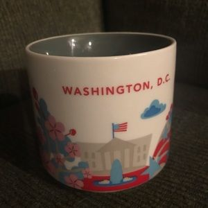 Starbucks Washington DC You Are Here 2015 Mug